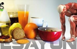 Nutrición Deportiva / El Desayuno