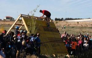 Momento charca en Farinato Race Salamanca