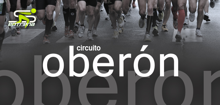Circuito Oregon : X runners running oberón runner