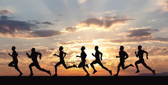 running correr ayunas