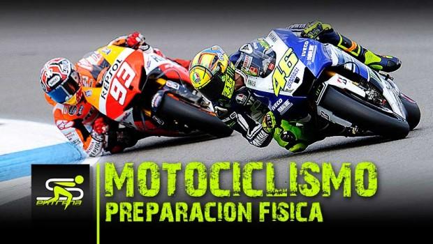 Preparación Física en el Motociclismo