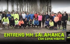 CRONICA ENTRENO MMS SABADO 6 FEBRERO