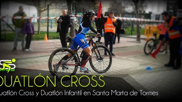 Duatlón Cross Santa Marta de Tormes 2016