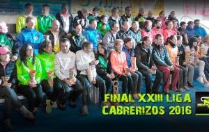 FIN DEL LA XXIII LIGA DE CROSS DE CABRERIZOS