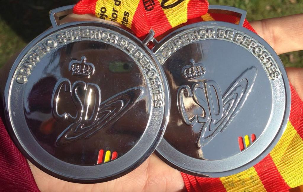 medallas salamanca entrena
