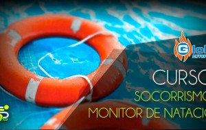 CURSO SOCORRISMO Y MONITOR DE NATACIÓN