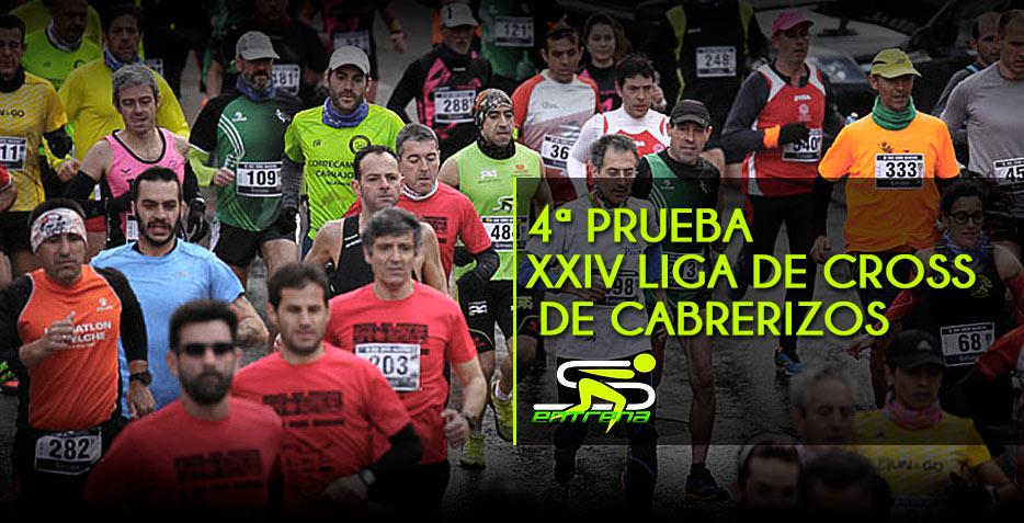 4ª PRUEBA DE LA XXIV LIGA DE CROSS DE CABRERIZOS