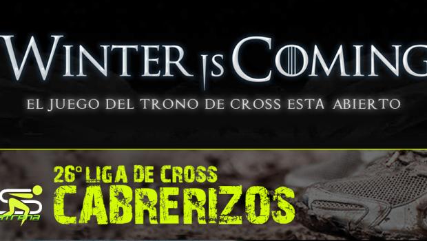 Presentación XXVI Liga de Cross de Cabrerizos
