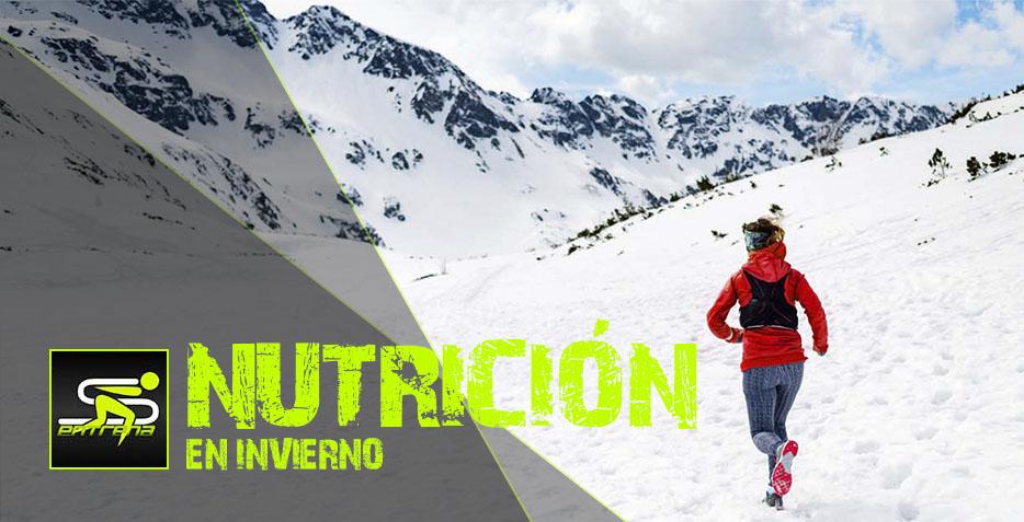 Nutrición Deportiva en Invierno