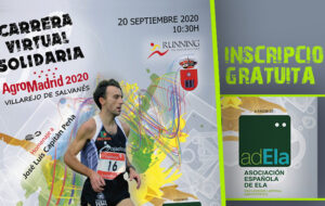 CARRERA VIRTUAL DE AGROMADRID 2020