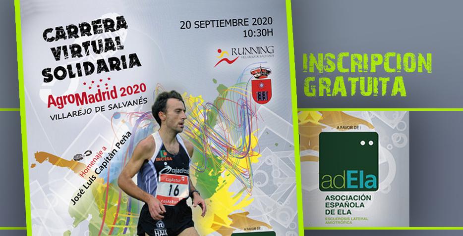 CARRERA VIRTUAL DE AGROMADRID 2020